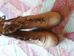 Marc o Polo ♥️ Stiefelette Boots Wedges Farbe Braun Gr.